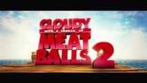 Tempête de Boulettes Géantes 2 Trailer VO