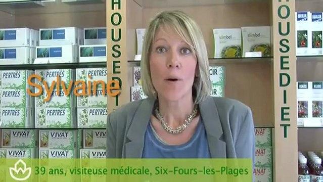 Sylvaine -59kg en 55 semaines Centre Naturhouse Six-Fours-les-Plages (83)