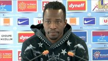 John Utaka avant Rennes (J27)