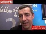 Les 20 ans du Veau d'Aveyron au SIA 2013