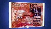 Festival Scènes Grand Ecran - La liberé d'en rire - 19 au 23 mars à Limoges