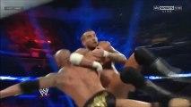 The Rock VS CM Punk - Elimination Chamber 2013 (WWE Championship Match)