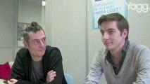 Interview des réalisateurs du court-métrage «Coming In»