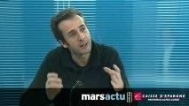 Le talk économie Marsactu : Laurent Vandamme, président de la fédération des commerçant du centre ville de Marseille