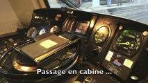 Trains en france videos numero 2 - les BB 67400 à paris