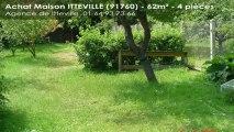 Vente - maison - ITTEVILLE (91760)  - 62m²