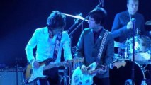 Stones scoop two NME Awards as Ronnie Wood joins Johnny Marr on stage