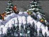 Donkey Kong Country [4] Les singes font du ski