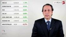 28.02.13 · Resultados empresariales y palabras de Draghi apoyan las subidas de las bolsas - Renta 4: Cierre bolsas y mercados
