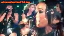 Beyonce Super Bowl Halftime Show with Destinys Child FULL  2013 Super Bowl Halftime Show-1