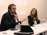 Table ronde : Creation numérique / Université Paris 13 - Sorbonne Paris Cité