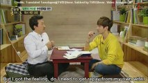 [Eng Subs] 130219  Moonlight Prince Changmin Cut: ''I lend someone money''