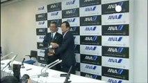 Japon : All Nippon Airways ne laisse pas tomber le...