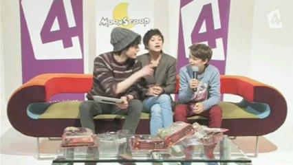 Code Lyoko Evolution rencontre avec les acteurs 27/02/2013