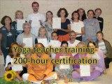 Yoga teacher training-200-hour certification