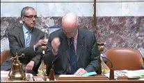 Jean-Michel Villaumé - 21 Février 2013 - Motion de rejet préalable - 1ère séance  Elargissement des conditions d'attribution de la carte du combattant aux anciens combattants de la guerre d'Algérie
