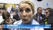 SIA 2013 : Delphine Batho : le consommateur doit soutenir les éleveurs français
