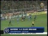2005 (September 27) Bayern Munich (Germany) 1-Club Brugge (Belgium) 0 (Champions League)