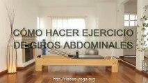 Cómo Hacer Pilates en Casa, Pilates en casa, Ejercicio de Pilates en Casa