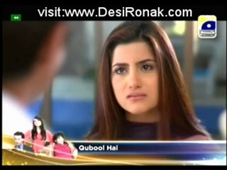 Saat Pardon Main Episode 23 - March 1, 2013 - Part 3