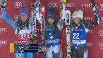 Garmisch, prima vittoria per Tina Weirather