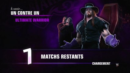 En route vers Summerslam #4 Hogan/Ultimate Warrior - Path Of Champion Legends WWE All Stars