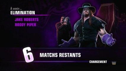 En route vers Summerslam #5 Hogan/Roberts/Roody - Path Of Champion Legends WWE All Stars