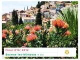 VILLES ET VILLAGES FLEURIS 2012 / Lauréats nationaux