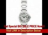 [BEST BUY] Cartier Women's W69010Z4 Ballon Bleu Stainless Steel Watch