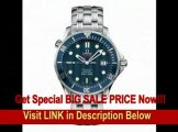 [REVIEW] Omega Men's 2220.80.00 Seamaster 300M Chrono Diver James Bond Watch