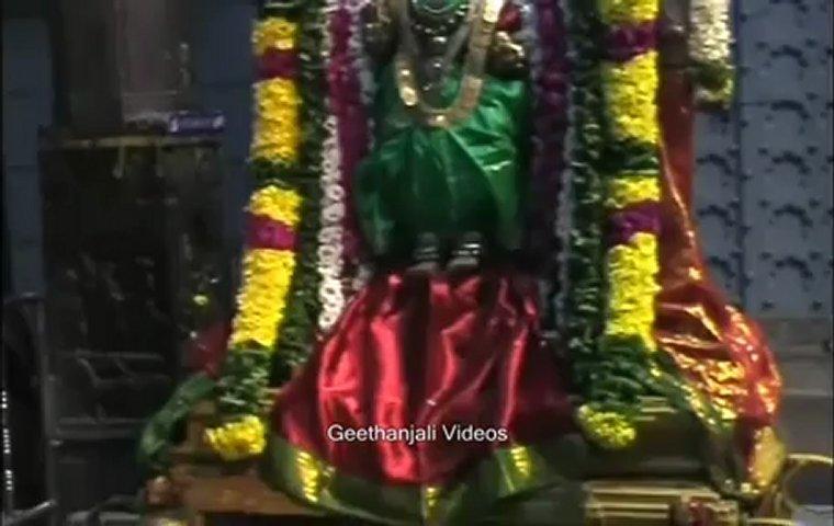 Vasthu Shanthi — Sri Gauri Mahesan Avahanam — Sanskrit