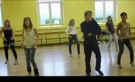 Cette année-là - Michael Agrapart et l'école de danse de Bart