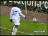 Dinamo Kiev - Lyon 0-3 Malouda