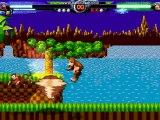 MUGEN: Donkey Kong (me) vs Donkey Kong and Diddy Kong