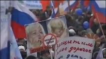 """Les """"Mères russes"""" veulent interdire toute adoption d'enfants russes par des étrangers"""