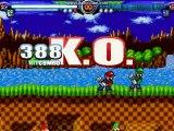 MUGEN: SSBB Mario and Luigi vs SSB Mario and Luigi