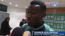 Ligue 1 - Saint-Etienne / Les Verts choqués par la blessure de Jérémy Clément - 02/03