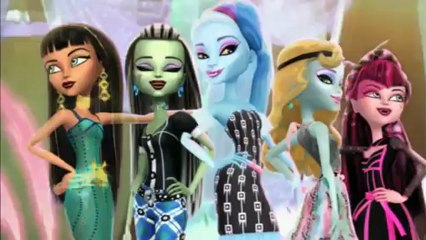Monster High Scaris: City of Frights Trailer