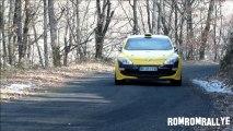 Essais Renault Sport - Mégane RS N4 avec Germain Bonnefis