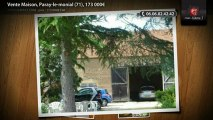 Vente Maison, Paray-le-monial (71), 173 000€