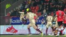 But Gaël DANIC (80ème pen) - FC Lorient - Valenciennes FC (1-1) - saison 2012/2013