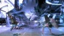 Injustice : Les Dieux Sont Parmi Nous (360) - Injustice Battle Arena Fight Video : Green Arrow vs Hawkgirl