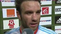 Interview de fin de match : Olympique de Marseille - ESTAC Troyes - saison 2012/2013
