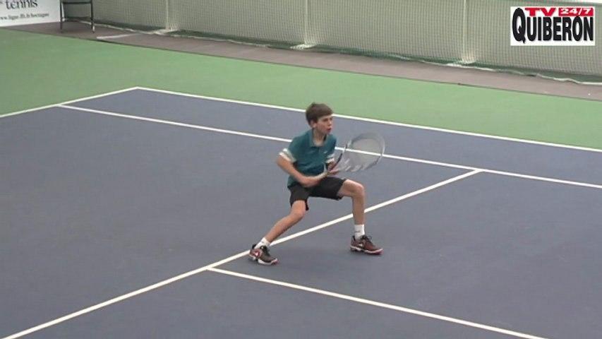 Auray: Open Super 12 Tennis 2013 - Bretagne Télé