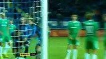 Черноморец - Ворскла - 1:0 Лео Матос (3.03.2013)
