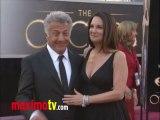 Dustin Hoffman Oscars 2013 Fashion Arrivals