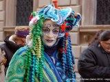 Visages au carnaval de Venise 2013