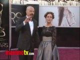 Bryan Cranston Oscars 2013 Fashion Arrivals