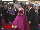 Fan Bingbing Oscars 2013 Fashion Arrivals