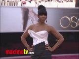 Kelly Rowland Oscars 2013 Fashion Arrivals